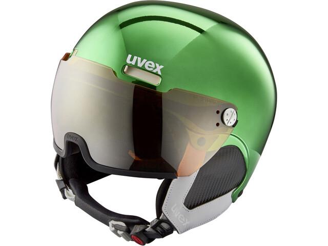 UVEX 500 Vis LTD Helm groen